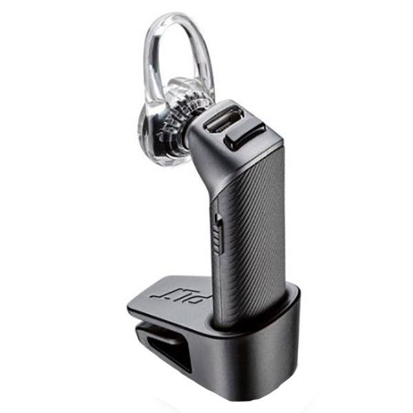 Casca Bluetooth PLANTRONICS Explorer 110, Black + Suport grila ventilatie