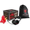 Pachet MSI Rucsac Gaming + Casti Gaming + Figurina Dragon