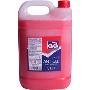 Antigel concentrat AD rosu G12+ 5L
