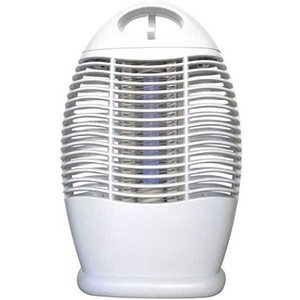 Capcana electrica tantari HOME MK-110V, LED, 20mp, interior/exterior, alb