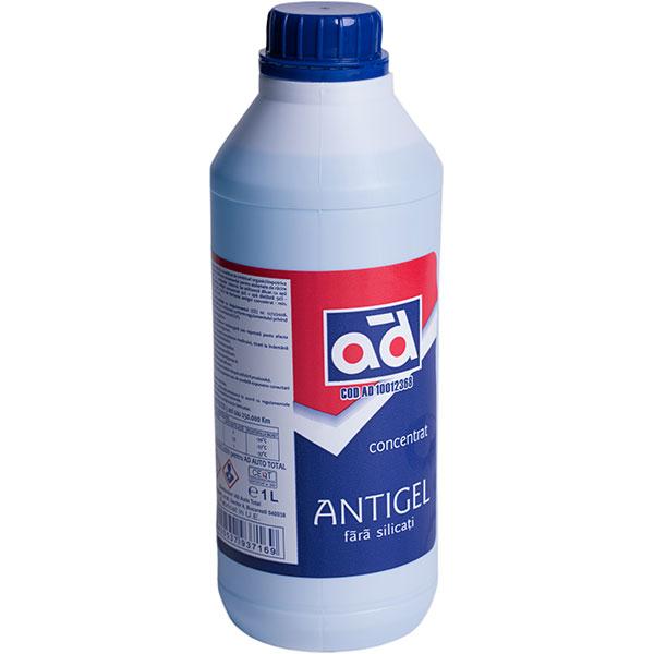 Antigel concentrat AD albastru G11 1L