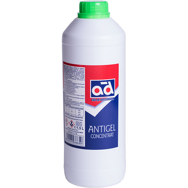Antigel concentrat AD verde G11 Plus 1.5L