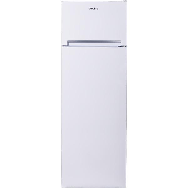 Frigider cu 2 usi ARCTIC AD54280+, 250 l, 160 cm, A+, alb