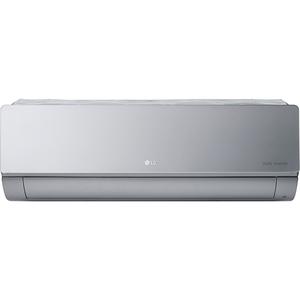 Aer conditionat LG Artcool Mirror AC18SQ, 18000 BTU, A++/A+, Wi-Fi, argintiu