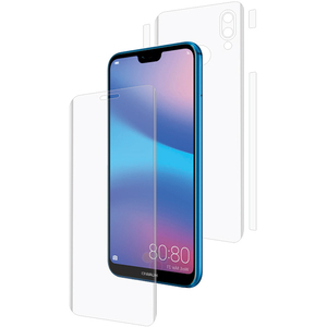 Folie protectie pentru Huawei P20 Lite, SMART PROTECTION, fullbody, polimer, transparent