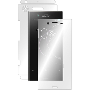 Folie protectie pentru Sony Xperia XZ1, SMART PROTECTION, fullbody, polimer, transparent