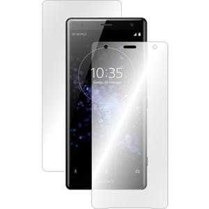 Folie protectie pentru Sony Xperia XZ2, SMART PROTECTION, fullbody, polimer, transparent
