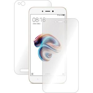 Folie protectie pentru Xiaomi Redmi 5A, SMART PROTECTION, fullbody, polimer, transparent