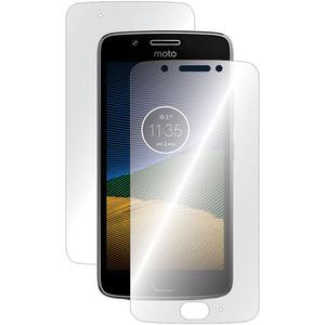 Folie protectie pentru Motorola G5, SMART PROTECTION, fullbody, polimer, transparent