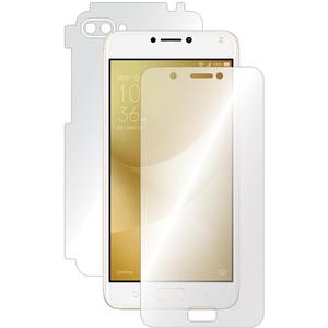 Folie protectie pentru Asus Zenfone 4 Max ZC520KL, SMART PROTECTION, fullbody, polimer, transparent