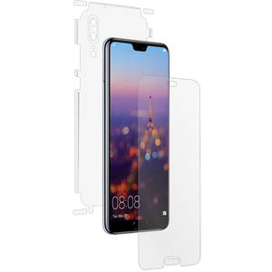 Folie protectie pentru Huawei P20, SMART PROTECTION, fullbody, polimer, transparent