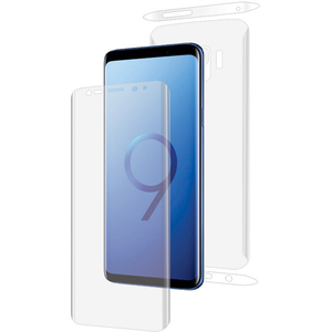 Folie protectie pentru Samsung Galaxy S9, SMART PROTECTION, fullbody, polimer, transparent