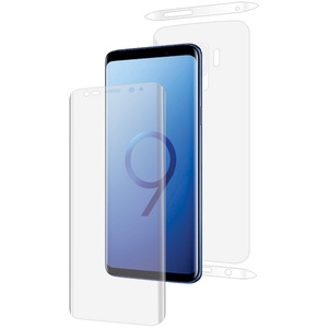 Folie protectie pentru Samsung Galaxy S9 Plus, SMART PROTECTION, fullbody, polimer, transparent