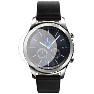 Folie protectie pentru Samsung Gear S3 Classic/Frontier, SMART PROTECTION, display, 2 folii incluse, polimer, transparent
