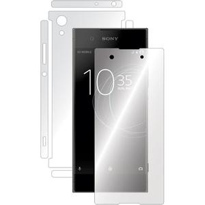 Folie protectie pentru Sony Xperia XA1, SMART PROTECTION, fullbody, polimer, transparent