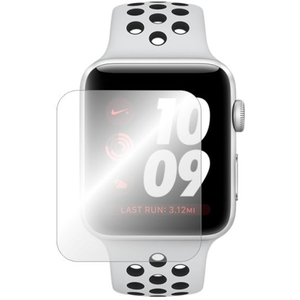 Folie protectie pentru Apple Watch Series 3 42mm, SMART PROTECTION, display, 2 folii incluse, polimer, transparent