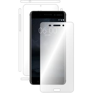 Folie protectie pentru Nokia 6, SMART PROTECTION, fullbody, polimer, transparent