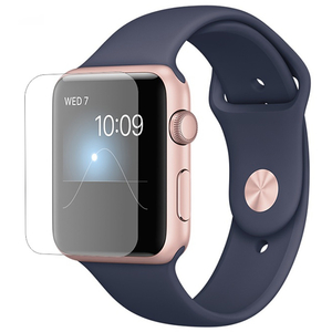 Folie protectie pentru Apple Watch Series 2 38mm, SMART PROTECTION, display, 2 folii incluse, polimer, transparent