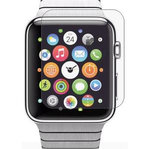 Folie protectie pentru Apple Watch 38mm, SMART PROTECTION, display, 2 folii incluse, polimer, transparent