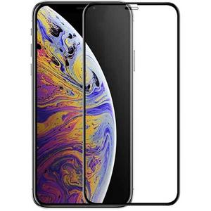 Folie sticla securizata 3D pentru iPhone Xs TELLUR TLL145027, negru