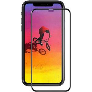 Folie sticla securizata 3D pentru iPhone Xr TELLUR TLL145037, negru