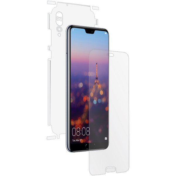 Folie protectie pentru Huawei P20 Pro, SMART PROTECTION, fullbody, polimer, transparent