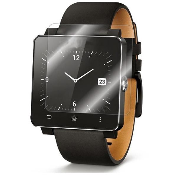 Folie Tempered Glass pentru Sony Smartwatch 2, SMART PROTECTION, display