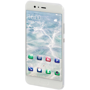 Carcasa din silicon pentru Huawei P10, HAMA 181179, White
