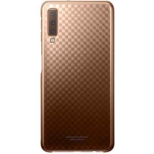 Carcasa Gradation pentru SAMSUNG Galaxy A7, EF-AA750CFEGWW, auriu