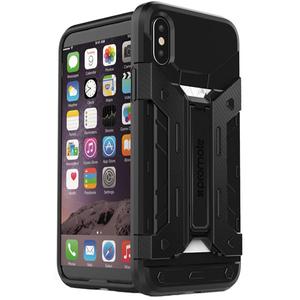 Carcasa pentru iPhone X, PROMATE Armor X, negru