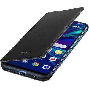 Husa Flip Cover pentru HUAWEI P Smart (2019), 51992830, negru