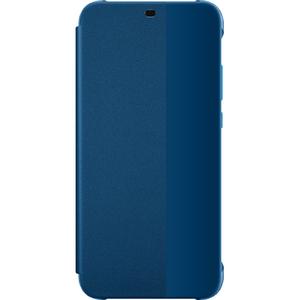 Husa Smart View Cover pentru HUAWEI P20 Lite 51992314, albastru