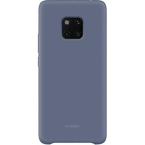 Carcasa pentru HUAWEI Mate 20 Pro, 51992684, silicon, albastru