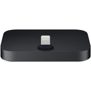 Gadget Dock incarcare Lightning, APPLE MNN62ZM/A, Black