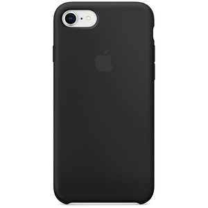 Carcasa pentru APPLE iPhone 8/7, MQGK2ZM/A, silicon, Black