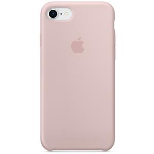 Carcasa pentru APPLE iPhone 8/7, MQGQ2ZM/A, silicon, Pink Sand