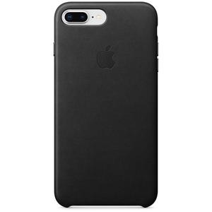 Carcasa pentru APPLE iPhone 8 Plus/7 Plus, MQHM2ZM/A, piele, Black