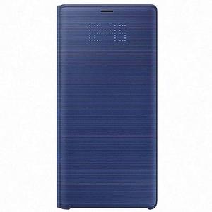 Husa Flip Led View pentru SAMSUNG Galaxy Note 9, EF-NN960PLEGWW, Blue