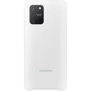 Carcasa pentru SAMSUNG Galaxy S10 Lite, EF-PG770TWEGEU, silicon, alb