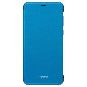 Husa Flip HUAWEI P SMART, 51992276, Blue