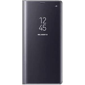 Husa Clear View pentru SAMSUNG Galaxy Note 8, EF-ZN950CVEGWW, violet
