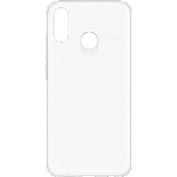 Carcasa din silicon pentru P20 Lite HUAWEI 51992316, Transparent