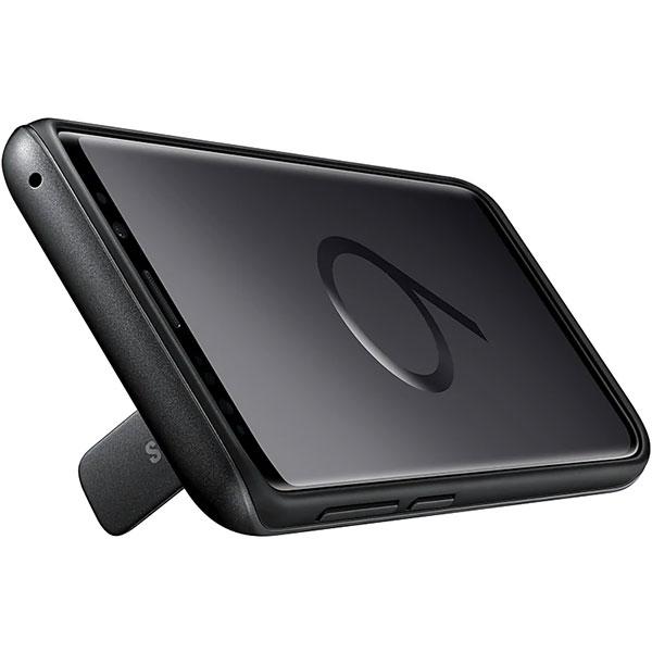 Carcasa Protective Standing pentru SAMSUNG Galaxy S9 EF-RG960CBEGWW, negru