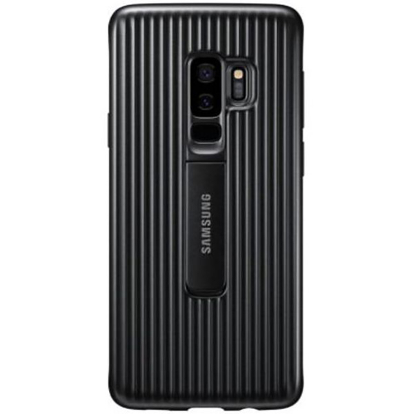 Carcasa Protective Standing pentru SAMSUNG Galaxy S9 Plus, EF-RG965CBEGWW, negru