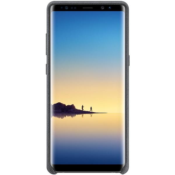 62aaba99ae4 Carcasa Alcantara SAMSUNG Galaxy Note 8, EF-XN950AJEGWW, Dark Gray