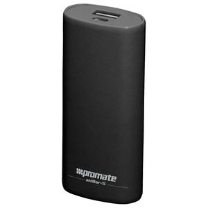 Baterie externa PROMATE aidBar-5, 5200mAh, 1xUSB, Black