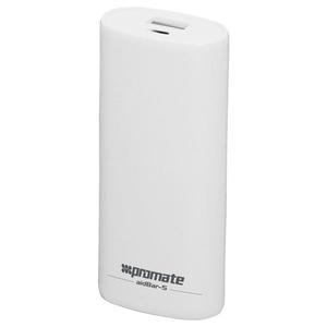 Baterie externa PROMATE aidBar-5, 5200mAh, 1xUSB, White