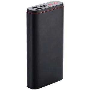 Baterie externa JOYROOM D-M190 Plus, 20000mAh, 2xUSB, Type C, aluminiu, negru