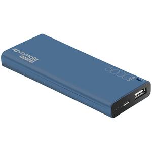 Baterie externa PROMATE Energi-6, 6000mAh, 1xUSB, albastru