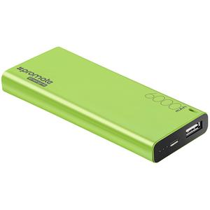 Baterie externa PROMATE Energi-6, 6000mAh, 1xUSB, verde